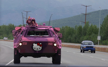 Hello Kitty -Attack!!